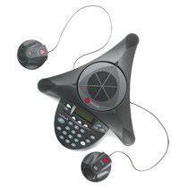 黑白直播足球jrs电话会议SoundStation2 扩展型